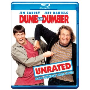 bluray dumb and dumber