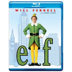 bluray elf