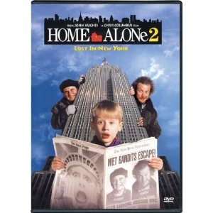 dvd home alone 2