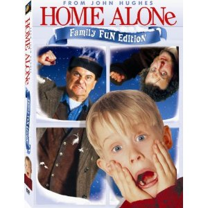 dvd home alone