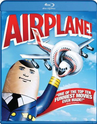 bluray airplane