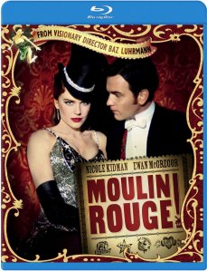 bluray moulin rouge