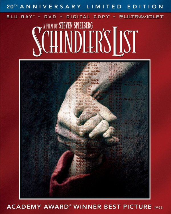 bluray schindler