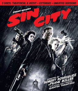bluray sin city