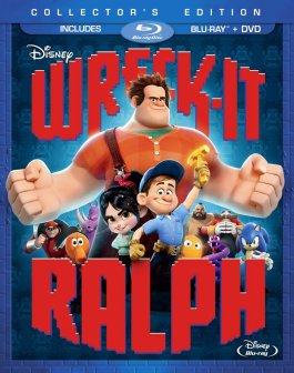 bluray wreck it ralph