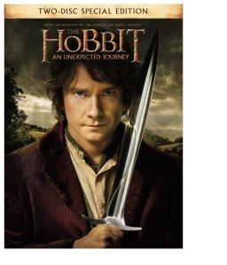 dvd hobbit