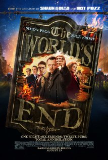poster the worlds end