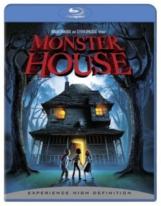 bluray monster house