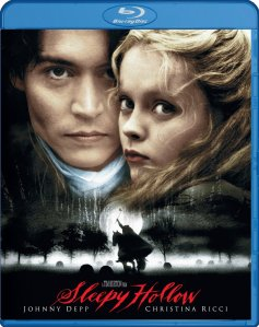 bluray sleepy hollow