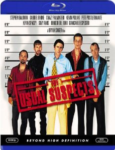 bluray the usual suspects