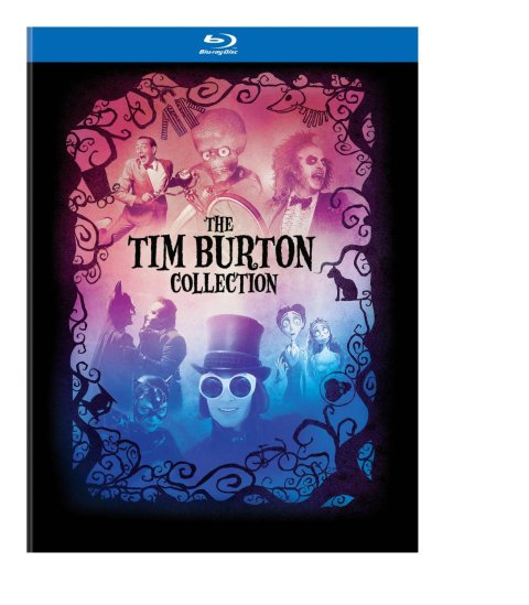 bluray tim burton