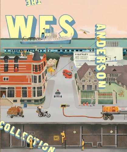 book wes anderson collection