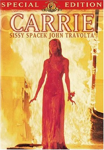 dvd carrie