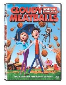 dvd cloudy