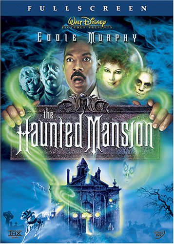 dvd haunted mansion