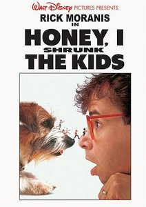 dvd honey i shrunk the kids