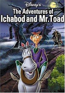 dvd ichabod toad