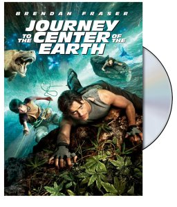 dvd journey to the center