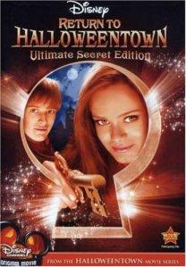dvd returento halloweentown