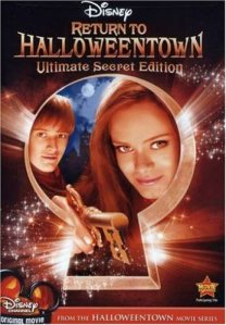 dvd returento halloweentown