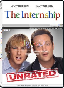 dvd the internship