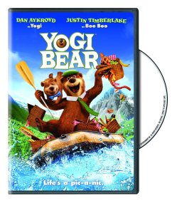 dvd yogi