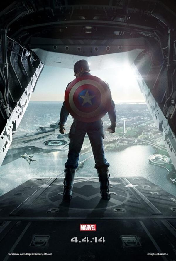 poster captain america winter soldier