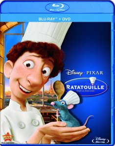 bluray ratatouille