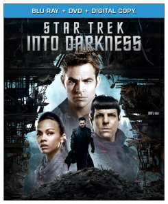 bluray star trek into dark