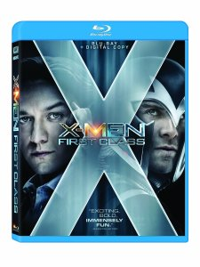 bluray xmen first class