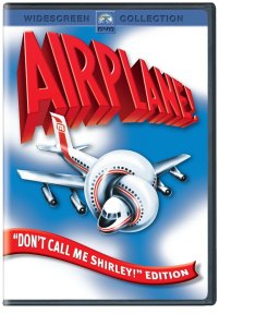 Buy Airplane! on DVD